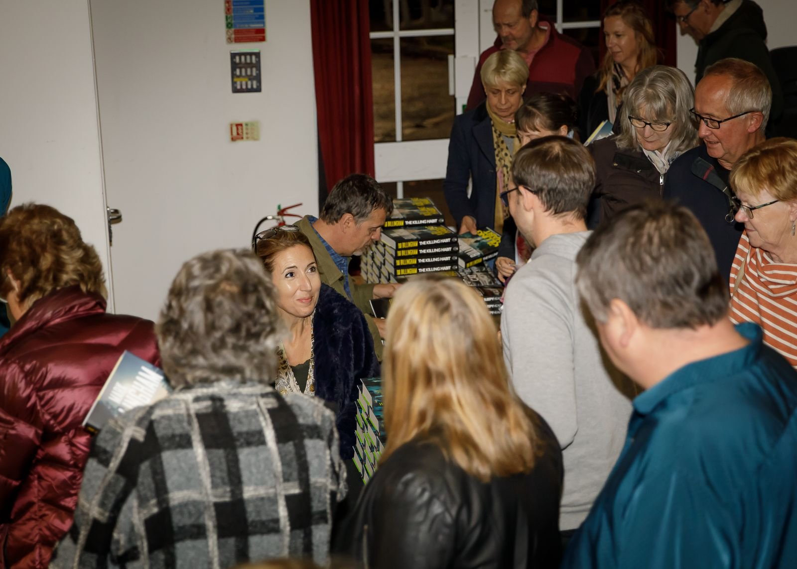 Lisa Jewell book signing